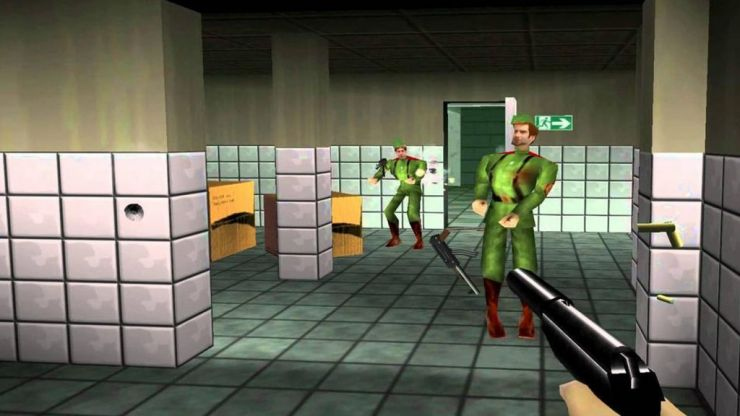 Incredible fan remake of GoldenEye 007 perfectly updates the N64 classic