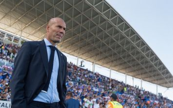 Zinedine Zidane's agent discusses rumours linking Zizou to Manchester United