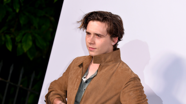 Brooklyn Beckham makes Instagram private after accusations of 'racism'