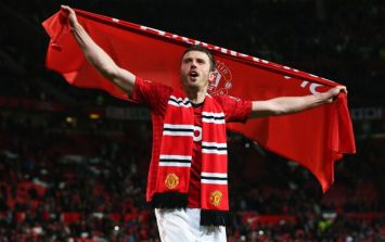 Michael Carrick was 'totally devastated' that Arsenal move fell through