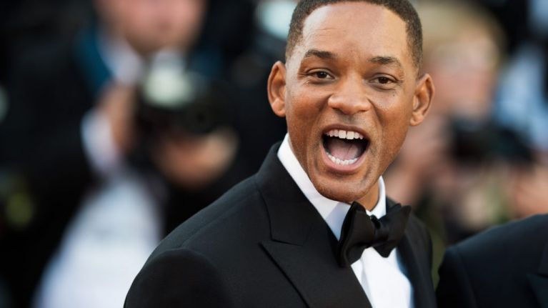 Will Smith has unveiled first poster for new Aladdin movie