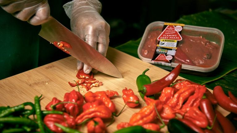 Morrisons launches even hotter version of the hottest ever supermarket curry