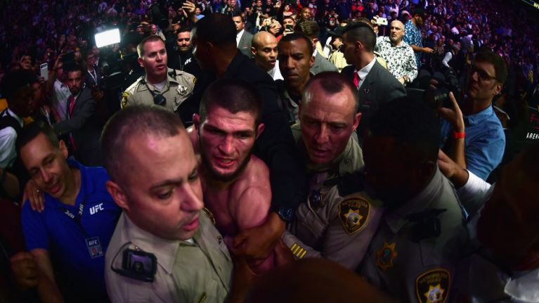 Dillon Danis responds to claims he insulted Khabib's religion before massive brawl