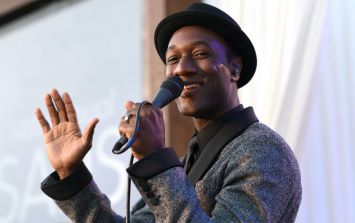 "Aloe Blacc: ""Eugene McDaniels' album was banned by the Nixon administration"" 