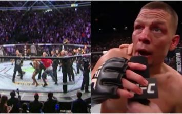 Nate Diaz asks to be fired by UFC instead of Zubaira Tukhugov
