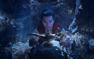 Here is the first trailer for Disney's live-action Aladdin remake