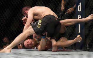 Conor McGregor and Khabib Nurmagomedov both suspended following brawl at UFC 229