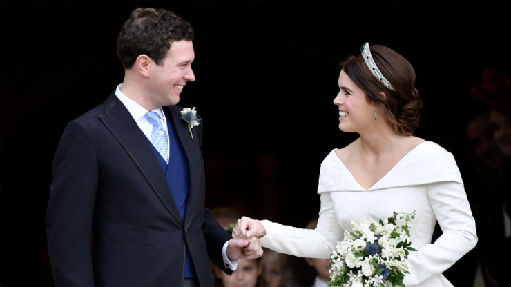 18 important things we learned from Princess Eugenie's royal wedding