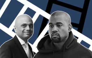 COMMENT: Kanye West, Sajid Javid and kicking away the ladder