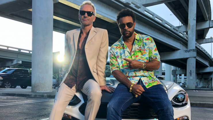 Exclusive: Sting & Shaggy list their favourite reggae albums for us | #NAD