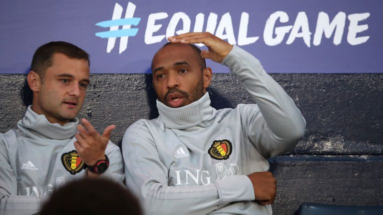 Thierry Henry appointed AS Monaco manager on three-year deal
