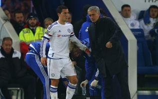 Eden Hazard opens up on Jose Mourinho's final days at Chelsea