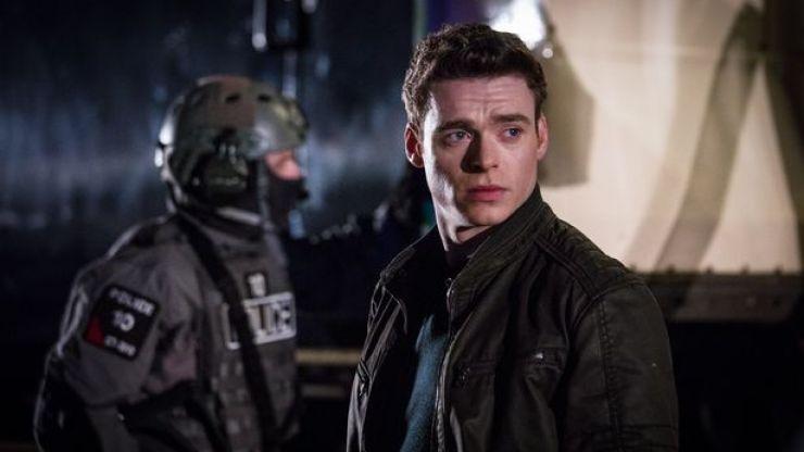Bodyguard star Richard Madden set to be offered James Bond role