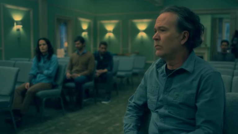 Haunting of Hill House star explains how that amazing episode in the funeral parlour was made