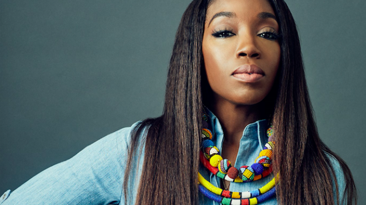 "Estelle: ""America is talking about UK music in a way it never has before"""