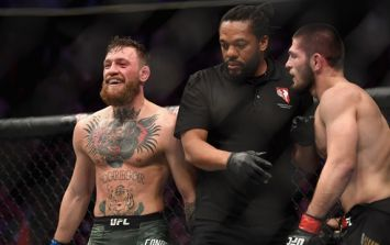 Referee explains why Conor McGregor got away with fouls in UFC 229 main event