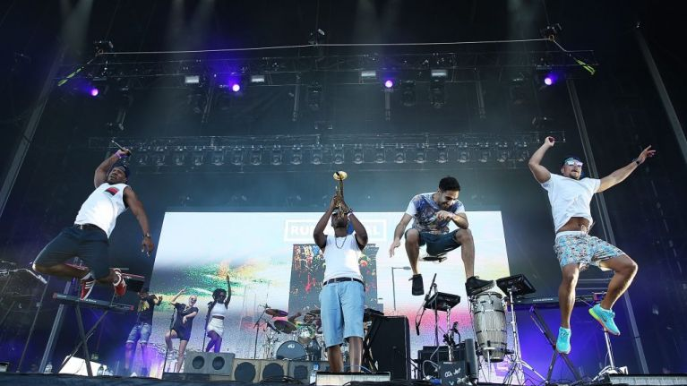 Rudimental reveal tracklisting and features for new album Toast To Our Differences