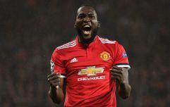 """Manchester United's Romelu Lukaku says he """"hopes"""" to play in Italy one day"""