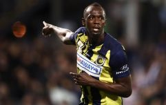Usain Bolt offered two-year deal by Champions League-chasing club