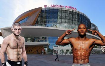 Khabib Nurmagomedov refuses to fight Floyd Mayweather in Las Vegas