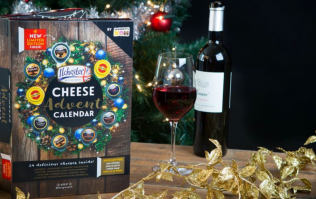 A cheese advent calendar is hitting UK supermarkets in time for Christmas 2018