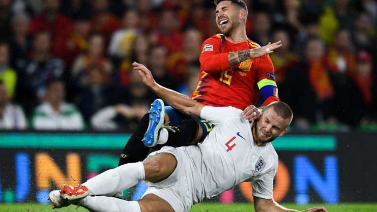 Eric Dier and the beauty of a brilliantly needless slide tackle
