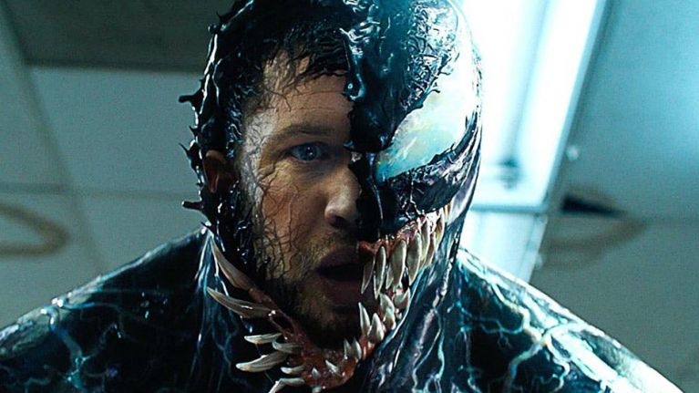 Ignore the critics, Tom Hardy's performance means that Venom is a great movie