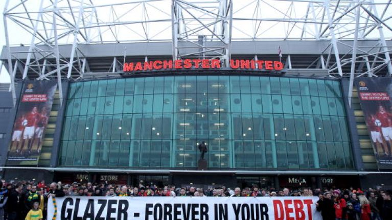 Manchester United make no comment on Saudi takeover rumours