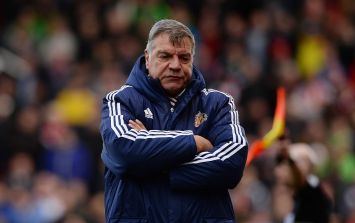 It's official: Big Sam confirms Sergio Busquets is no better than Eric Dier