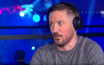 John Kavanagh confirms he was hit during UFC 229 meleé