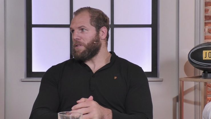 """""""I think Eddie has lost my number"""" - James Haskell brutally honest on England recall chances"""