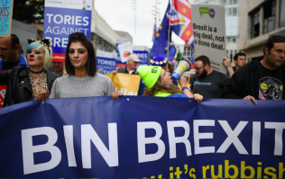 In excess of 100,000 people expected to march in London calling for People's Vote on Brexit