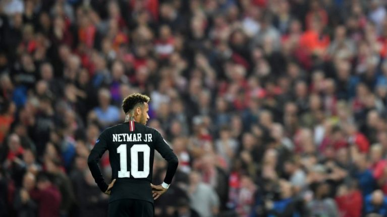 Neymar has an agreement to leave Paris Saint-Germain next summer