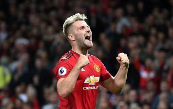 Luke Shaw signs mind-blowing new Manchester United contract
