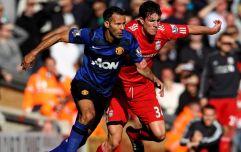 "Michael Carrick recalls Ryan Giggs' ""genius"" moment against Martin Kelly"