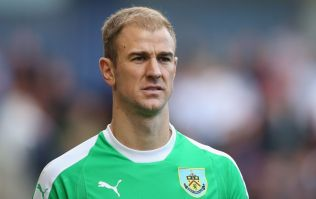 Manchester City have named a training pitch after Joe Hart