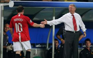 Wayne Rooney one of five players who controlled the Man United dressing room