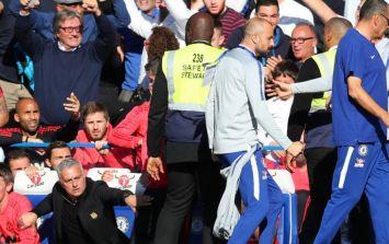 José Mourinho explains what happened between him and Maurizio Sarri after touchline fracas