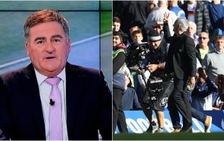 Jose Mourinho accused of having no class by none other than Richard Keys