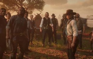 Red Dead Redemption 2 is such a huge game, it may have broken a current generation record
