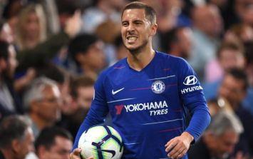 How Sir Alex Ferguson tried to persuade Eden Hazard to join Manchester United instead of Chelsea