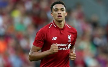 Trent Alexander-Arnold names Premier League winger tougher than Cristiano Ronaldo to play against