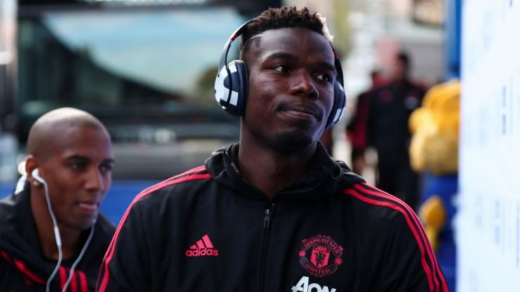 Graeme Souness couldn't even wait until after the match to lay into Paul Pogba today