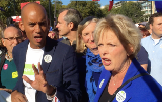 'Let them have a say on their future': Politicians explain why they joined today's People's Vote March