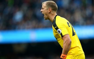 """Linesman apologises to Joe Hart for """"switching off"""""""