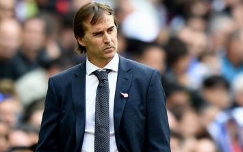 Former Chelsea boss favourite to succeed Julen Lopetegui if he is sacked by Real Madrid