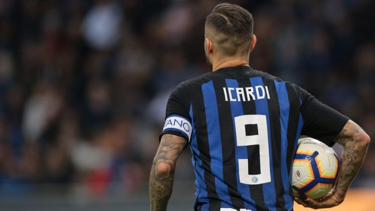 Mauro Icardi sparks incredible scenes with last-gasp winner in Milan derby