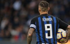 Mauro Icardi sparks incredible scenes with last-gasp winner in Milan derby
