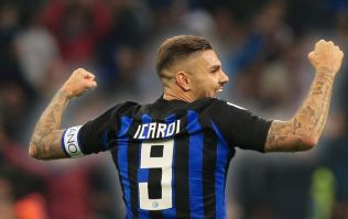 Mauro Icardi's Milan derby winner epitomised the art of being a true No.9