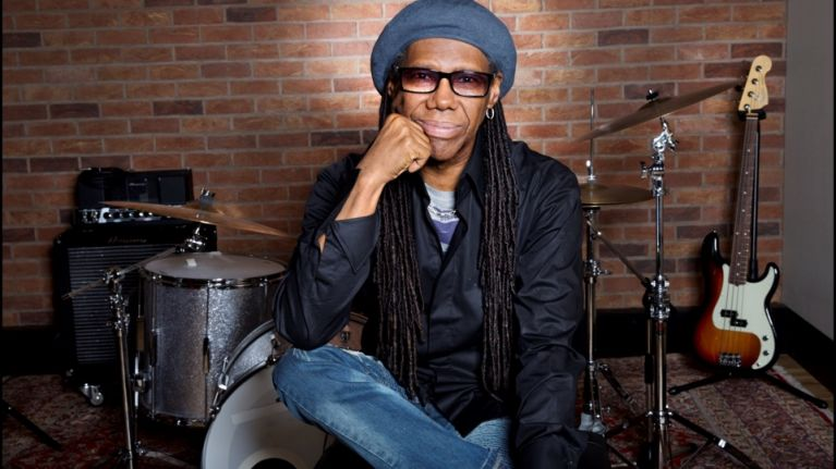 """Nile Rodgers: """"Music has been therapy for my mother's Alzheimer's"""""""